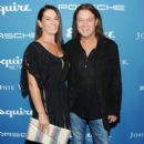 Janie and Eddie Van Halen attend the Esquire 80th Anniversary on September 17, 2013 in New York City - 395 x 594