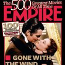 Vivien Leigh, Clark Gable - Empire Magazine Cover [United Kingdom] (7 November 2008)