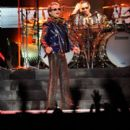 Van Halen performs at the MGM Grand Garden Arena on May 27, 2012 in Las Vegas
