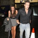 Hugh Hanley and Michelle Heaton - 407 x 594