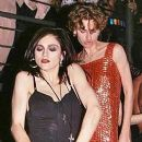Madonna and Sandra Bernhard - 257 x 391