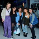 Ariana Grande at Sweetener Experience in New York City
