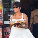 Halle Berry: Wonderful in White