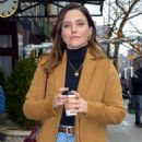 Sophia Bush – Out in New York City
