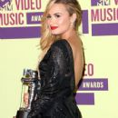 Demi Lovato At The 2012 MTV Video Music Awards