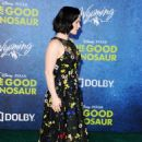 Anna Paquin in The World Premiere of Disney-Pixar's 'The Good Dinosaur' at El Capitan Theatre