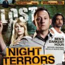 Emilie de Ravin, Michael Emerson, Naveen Andrews - Lost Magazine Cover [United States] (October 2009)
