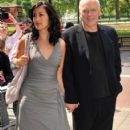 David Gilmour and Polly Samson - 422 x 736