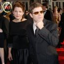 Christine Harrell Astin and Sean Astin