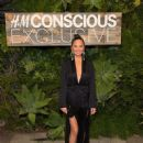 Chrissy Teigan attends the H&M Conscious Exclusive Dinner at Smogshoppe on March 28, 2017 in Los Angeles, California