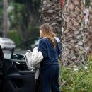 Jessica Alba and Cash Warren out in West Hollywood (November 12, 2017) - 454 x 598
