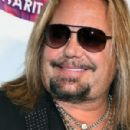 Vince Neil attends Criss Angel's HELP (Heal Every Life Possible) charity event at the Luxor Hotel and Casino benefiting pediatric cancer research and treatment on September 12, 2016 in Las Vegas, Nevada. - 454 x 300