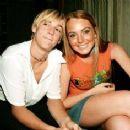 Aaron Carter and Lindsay Lohan - 236 x 236