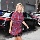 Olivia Holt – Arrives at 'Good Morning America' TV show in New York