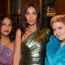 Lily Aldridge – Daily Front Row's Fashion Media Awards in NYC - 454 x 310