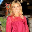 Heidi Klum: debuts her Truly Scrumptious Collection at Babies 'R' Us