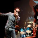 Musician Slash performs at the 9th Annual MusiCares MAP Fund Benefit Concert at club Nokia on May 30, 2013 in Los Angeles, California