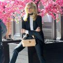 Elsa Hosk – On Photoshoot in New York City