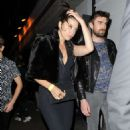 Daisy Lowe Nick Grimshaws Birthday In London