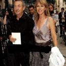 Nick Mason and Annette Lynton