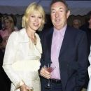Nick Mason and Annette Lynton