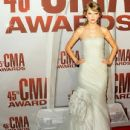 Taylor Swift At The 45th CMA Awards