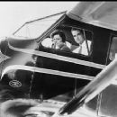 Howard Hughes and Nancy Carroll - 454 x 362