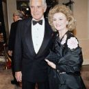 John Forsythe and Julie Warren