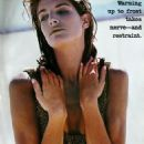 Stephanie Seymour - Allure Magazine Pictorial [United States] (March 1991)