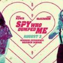 The Spy Who Dumped Me (2018) - 454 x 168