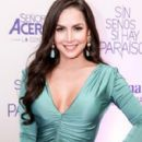 Carmen Villalobos- Telemundo Premieres Three New Productions