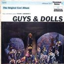 Guys and Dolls Original 1950 Broadway Cast Music By Frank Loesser Starring Robert Alda