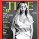 Beyonce Knowles Time 2014