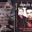 Live In Oberhausen 06/10/2001