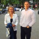 Marco van Basten and Liesbeth van Capelleveen