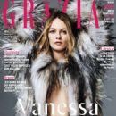 Vanessa Paradis – Grazia Magazine (March 2018) - 454 x 642