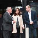 The Duke And Duchess of Cambridge Undertake Engagements Celebrating The Commonwealth - 416 x 600