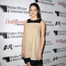 Shailene Woodley: The Hollywood Reporter's Next Gen Reception