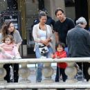 Paula Garces was spotted out at The Grove in Hollywood, California on April 4, 2017 - 454 x 340