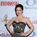 Ariadne Díaz- TVyNovelas Awards 2018 - 454 x 681