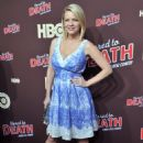 Carrie Keagan - HBO Bored To Death Premiere In NY - 21.09.2010