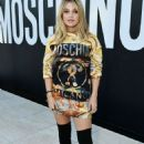 Olivia Holt – MOSCHINO SS 2018 Resort Collection in LA