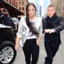 Demi Lovato – Leaves her hotel in NYC - 454 x 588