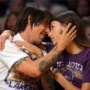 Anthony Kiedis and Helena Vestegaard - 454 x 327