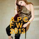 Barbara Palvin for A.P.C. Fall/Winter 2013
