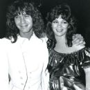 Valerie Bertinelli and Eddie Van Halen - 454 x 588