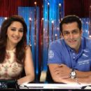 Salman Khan On The Sets Of Jhalak Dikhhla Jaa 6 - 454 x 340