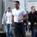 "Will Smith Gets to Work on ""Men In Black 3"""