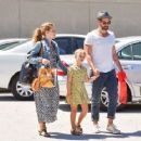 Amy Adams and Darren Le gallo Are Seen Out and About (August 8, 2017) - 454 x 363