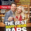 Kristin Chenoweth, Sean Hayes - Time Out New York Magazine Cover [United States] (March 2010)